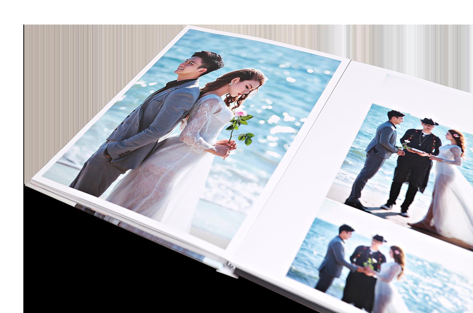 Photobook 3 Lớp Cao Cấp